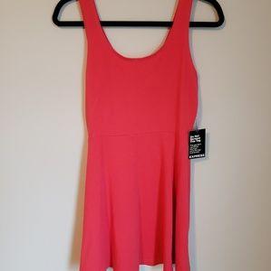 EXPRESS Pink Dress Size: Medium